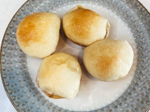 Yummy Marshmallow Rolls